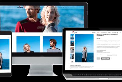 Site e-commerce Téorum