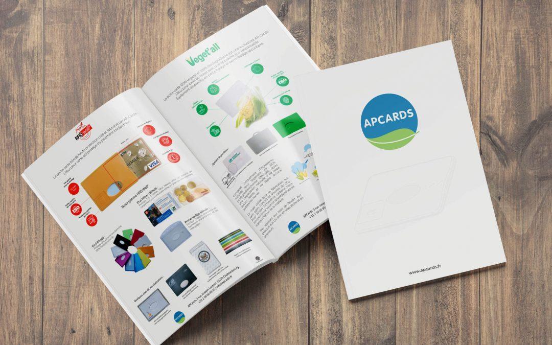 Catalogue produits : APCards