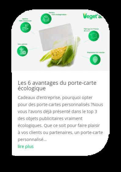 Stratégie de contenu pour Veget'all®